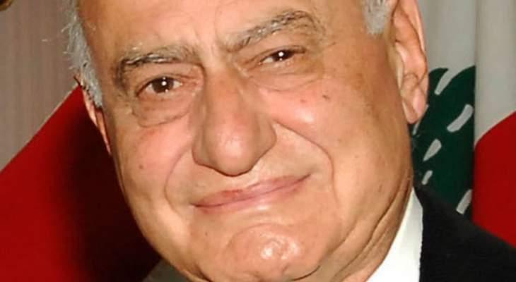وفاة النائب السابق عمر مسيكة