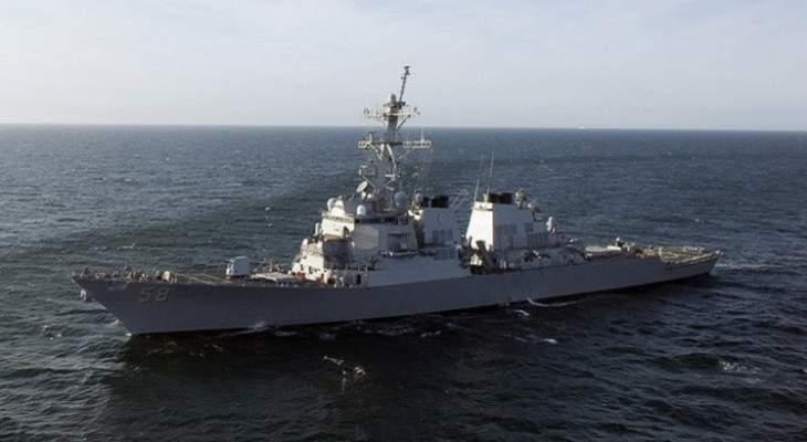 البحرية الأميركية: مجموعة حاملة طائرات تعمل في بحر الصين الجنوبي