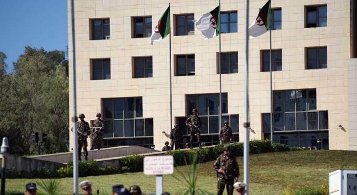 سلطات الجزائر: إفشال مخطط مؤامرة تعود إلى عام 2014