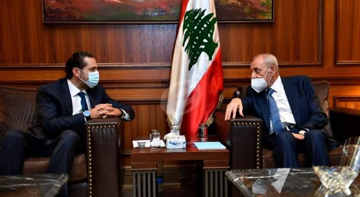 مصادر الثنائي الشيعي للشرق الاوسط: لا يتدخلان في تشكيل الحكومة