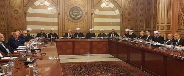 تساؤلات عن مصير المفتين بعد إنتخابات المجلس الشرعي... تمديد جديد او تعيينات؟