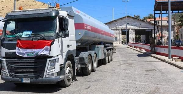 وصول الشحنة الأولى من الفيول اويل العراقي لصالح مؤسسة كهرباء لبنان