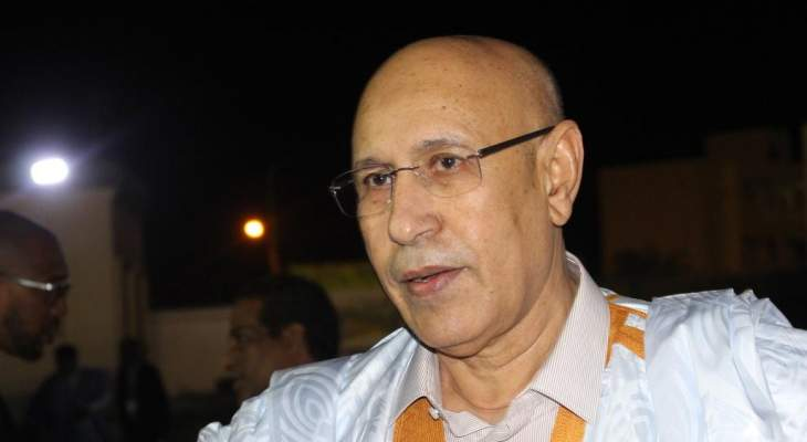 محمد ولد الشيخ الغزواني أعلن فوزه بالانتخابات الرئاسية في موريتانيا