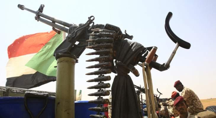 تدريبات بحرية سودانية هندية قرب قاعدة بورتسودان