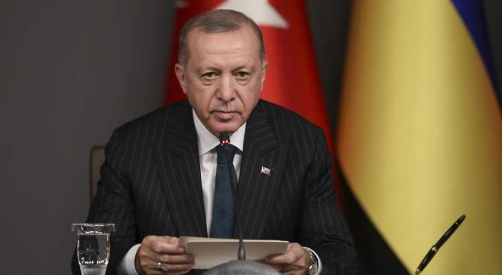 اردوغان: تركيا لم ولن تعترف بضم روسيا غير المشروع لشبه جزيرة القرم الأوكرانية إلى أراضيها