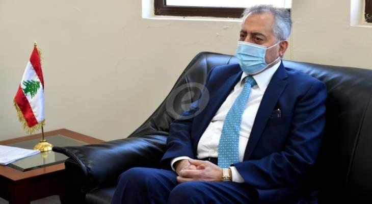 السفير السوري: سأنقل للخارجية السورية رغبة لبنانية بلقاء يجمع اللجان المختصة بالبلدين
