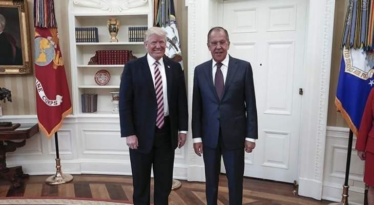 مستشار الأمن القومي الأميركي: نعمل على ترتيب لقاء بين ترامب ولافروف