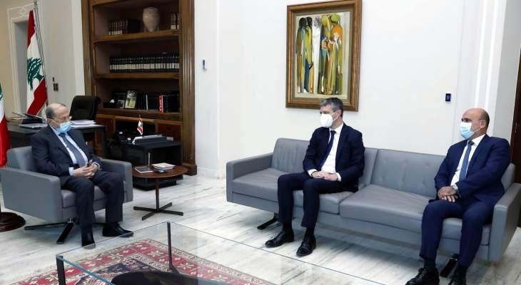 رئيس لجنة الصداقة البرلمانية الفرنسية - اللبنانية: المبادرة الفرنسية لا تزال قائمة