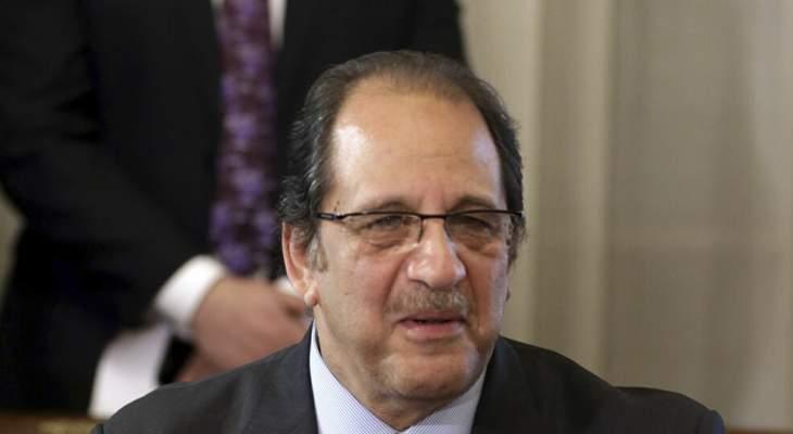 رئيس المخابرات المصرية في الأراضي الفلسطينية لمتابعة اتفاق وقف إطلاق النار
