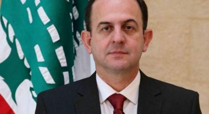 كيدانيان: مكتب وزارة السياحة سيعمل على مدى 24 ساعة يوميا في مطار بيروت