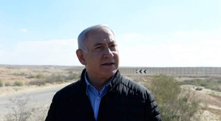 نتانياهو: أوروبا لن تستيقظ إلا بسقوط الصواريخ الإيرانية بأراضيها