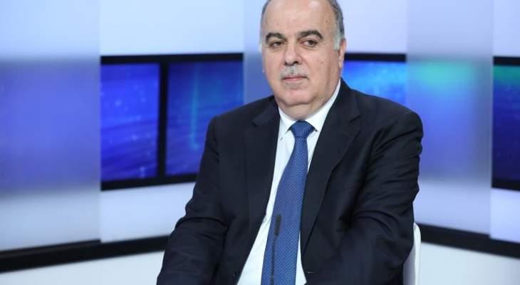 خليفة: يوجد ازمة صحية كبيرة في لبنان والمرض هو بصورة مكتملة