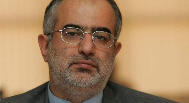 مستشار روحاني: الحظر الأميركي على إيران يجعل فيروس كورونا أكثر مقتا وفتكا