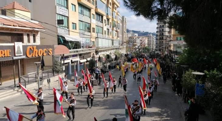 إحياء ذكرى عاشوراء في الهرمل بمواكب سيارة من دون تجمعات
