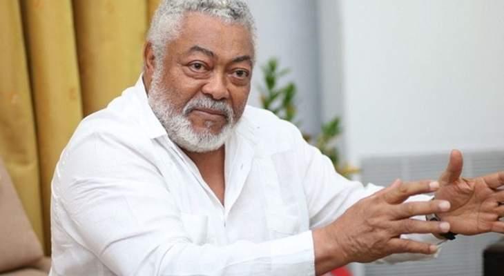 وفاة رئيس غانا الأسبق جيري جون رولينغز عن 73 عاما