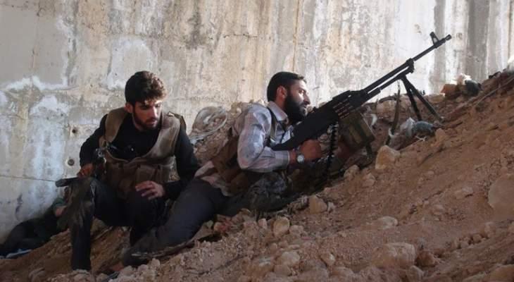 المعارضة السورية تعلن استعادة السيطرة على مدينة سراقب في إدلب