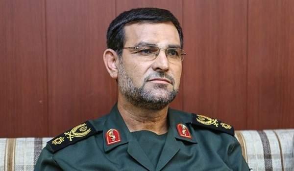 قائد بحریة الحرس الثوري: لا مكان للعابثين بالامن في الخليج الفارسي