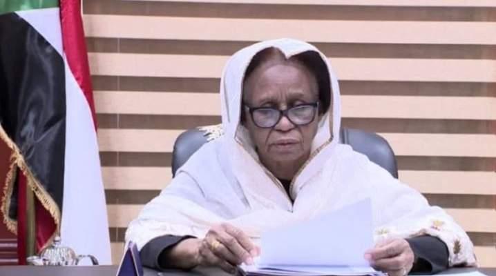 مجلس السيادة السوداني أكد احترام بلاده لدور المحكمة الجنائية الدولية