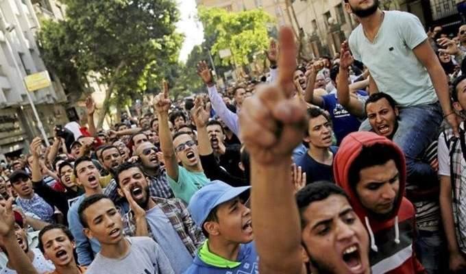 """""""الجزيرة"""": مظاهرات بعدد من المحافظات المصرية للمطالبة برحيل السيسي"""