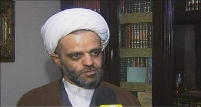 المفتي زغيب: ما قام به فرع المعلومات بموضوع عليى سلامة وابنه يؤكد أنه أداة بيد أجهزة غير لبنانية