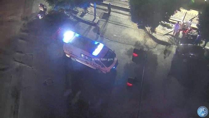 قتيل وجريح نتيجة تصادم بين مركبة ودراجة نارية على تقاطع سامي الصلح
