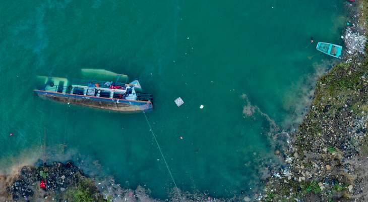 مقتل 10 أشخاص جراء إنقلاب سفينة ركاب بجنوب غرب الصين