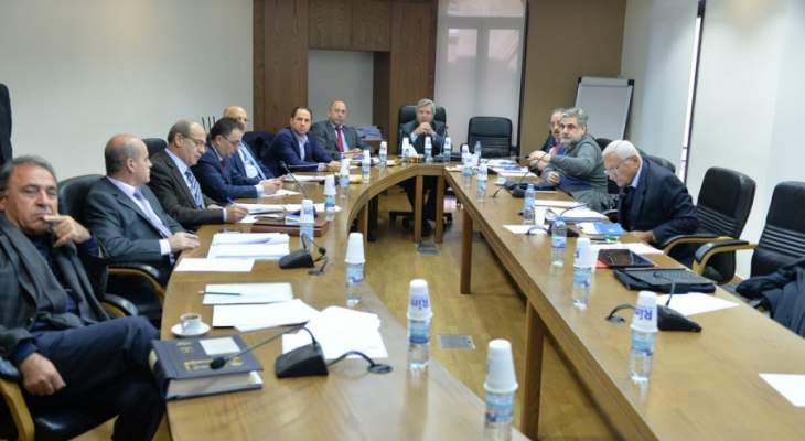 اللجنة الفرعية درست المشروع الرامي الى حماية الابنية والمواقع التراثية