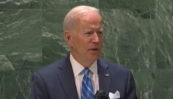 بايدن: القوة النووية يجب أن تكون الملاذ الأخير في حل النزاعات الدولية