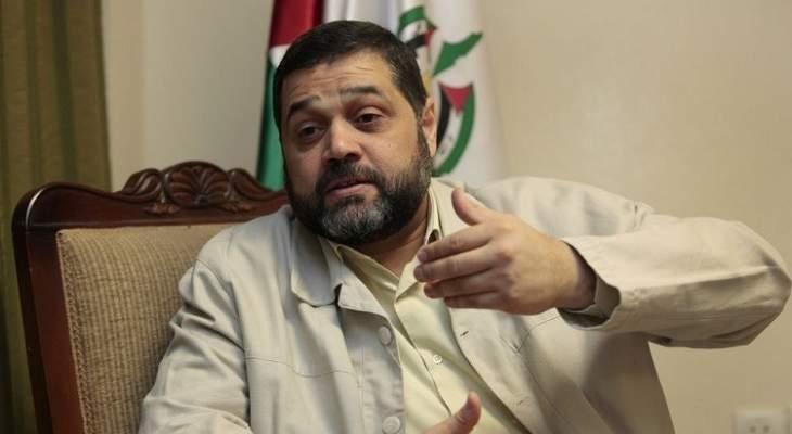 """أسامة حمدان: وقف تمويل الأونروا يهدف إلى تنفيذ """"صفقة القرن"""" الأميركية"""