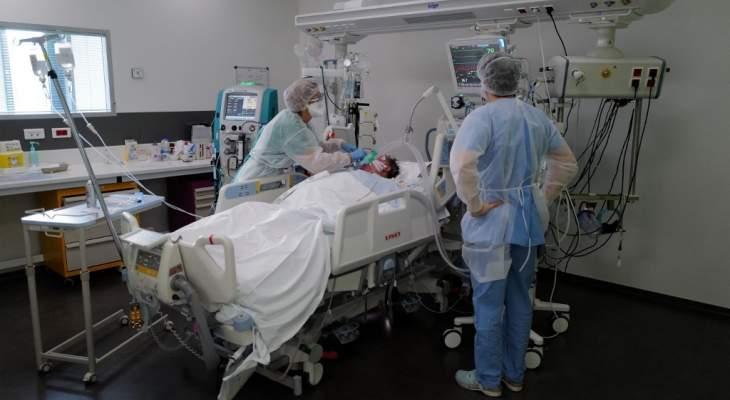 تسجيل 344 وفاة و17567 إصابة جديدة بكورونا في إيطاليا