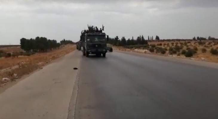 """""""النشرة"""" واكبت توسع انتشار الجيش السوري في شمال منبج"""