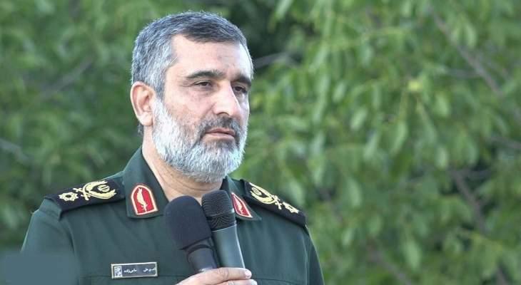 الحرس الثوري: صواريخ لبنان وغزة كلها من دعمنا وهما الخط الأمامي لمواجهة إسرائيل