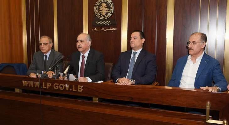 أبو الحسن: قدمنا اقتراح قانون معجل بتمديد التعليم الالزامي المجاني الى المرحلة الثانوية