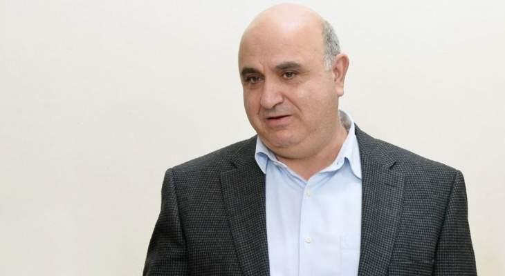 الدكاش: أتمنى ملاقاة خطوات وزارة الداخلية بالإيجابية المعهودة من الأشقاء