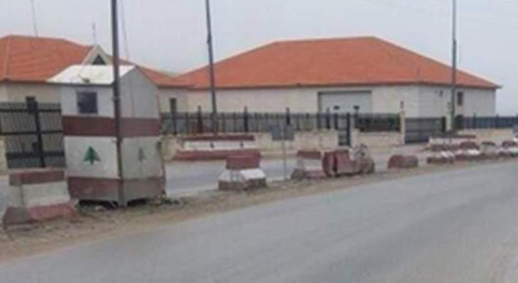 النشرة: توقيف 4 مساجين من أصل 7 كانوا قد فروا من نظارة مخفر ضهر البيدر