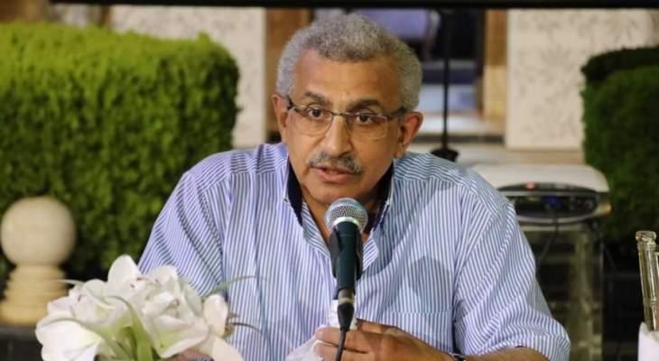 أسامة سعد: الحكومة تشبه سابقاتها ولكن تختلف عنها بأنها برعاية التسوية الرئاسية