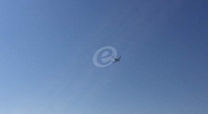 النشرة: طائرة شحن أميركية هبطت الان في مطار رياق