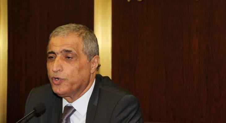 هاشم: المجلس النيابي سيد نفسه ويستطيع التشريع في كل الظروف