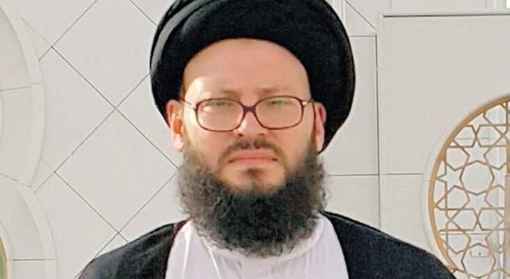 إخبار ضد السيد محمد الحسيني بجرائم الاتصال والتعامل مع العدو الاسرائيلي