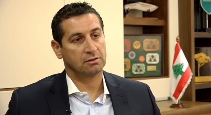 معلوف: الرئيس عون أكبر من أن يعامل جعجع بالمثل ومصرون على الحفاظ على اتفاق معراب