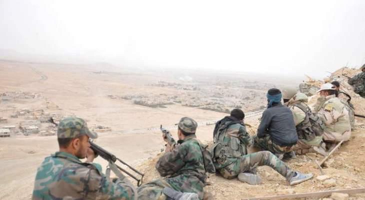 """الجيش السوري يدمر مفخختين بداخلهما انتحاريون لـ """"أجناد القوقاز"""" شرق إدلب"""