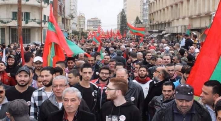 أسامة سعد: التنظيم الشعبي الناصري باقٍ في الساحات والميادين