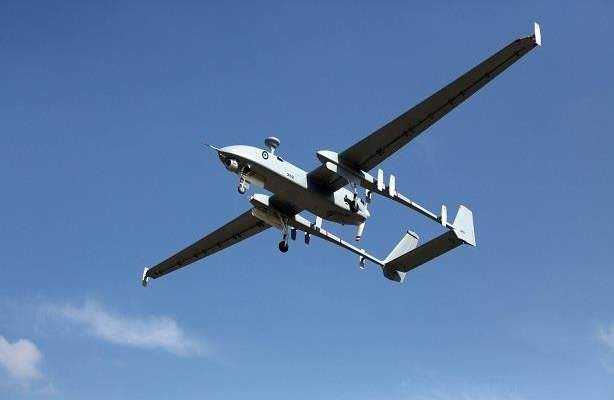 النشرة: تحليق طائرة استطلاع إسرائيلية فوق النبطية في هذه الأثناء