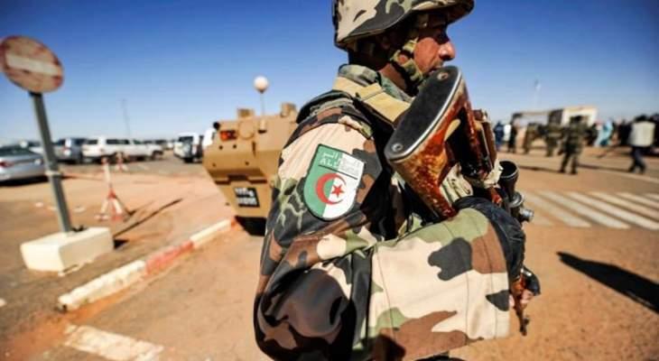 """تلفزيون الجزائر نشر اعترافات عناصر """"جماعة إرهابية"""" خططت لعمل مسلح في البلاد بمساعدة من إسرائيل"""