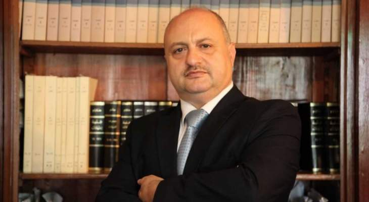 زخور أكد وجوب تسديد بدلات الايجار بالليرة اللبنانية