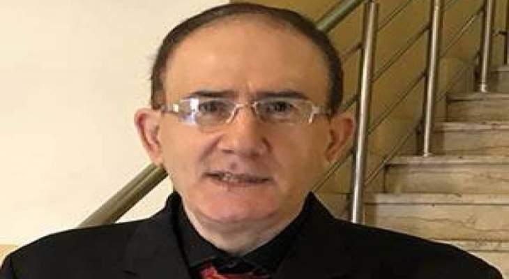 القاضي مازح قدم إستقالته لمجلس القضاء بعد إحالته للتفتيش القضائي