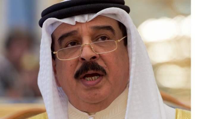 ملك البحرين: أي تهديد لحرية الملاحة يعطل التجارة العالمية ويربك أسعار النفط