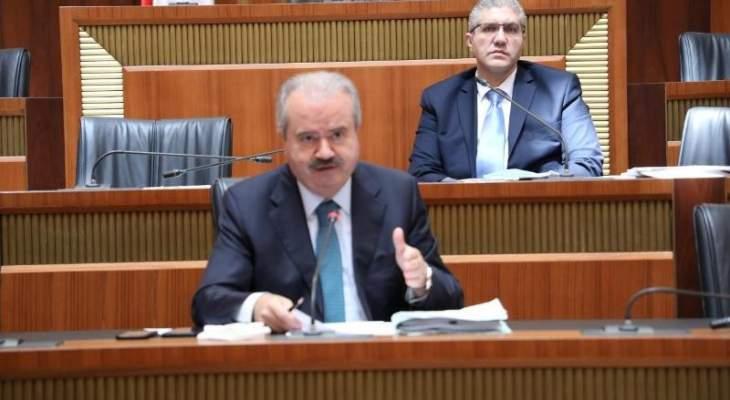 اللجنة الفرعية المكلفة درس اقتراح قانون الشراء العام اجتمعت برئاسة جابر