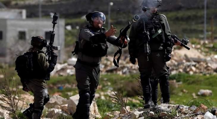 الجيش الاسرائيلي: اعتقال 8 فلسطينيين في مناطق متعددة في الضفة الغربية