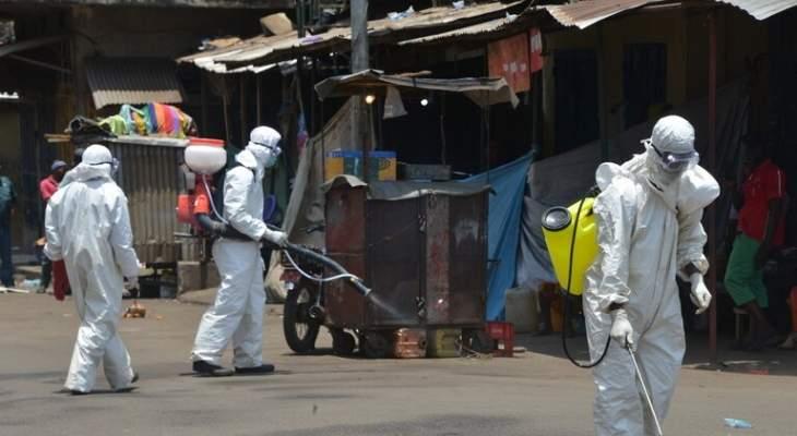 1262 وفاة جراء فيروس كورونا خلال 24 ساعة في الولايات المتحدة